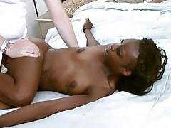 Hottie demonstrates her addiction to sex