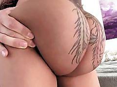 Skyler Nicole Swallows it